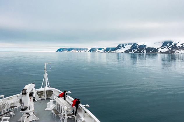 Crucero, Noruega © Tetyana Dotsenko / Shutterstock