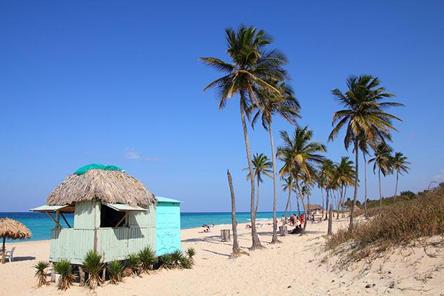 Playas del Este estána 30 min en coche de La Habana, Cuba © Tupungato / Shutterstock