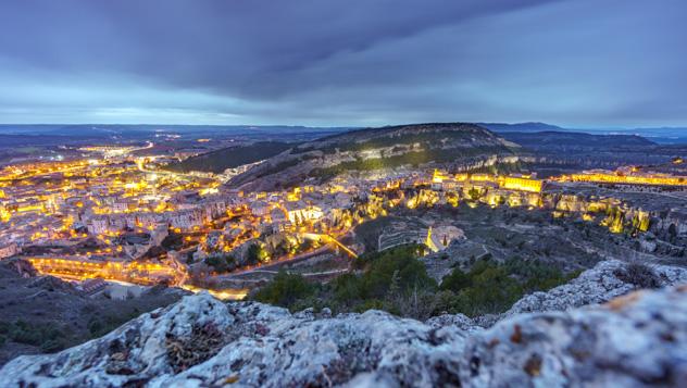 Cuenca, ciudad española Patrimonio de la Humanidad