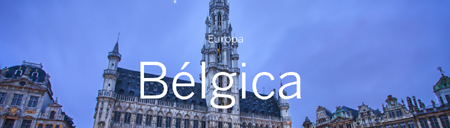 Destino Bélgica