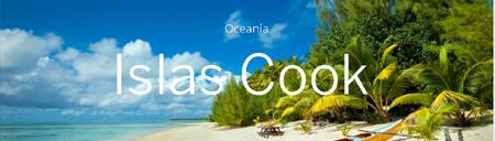 Destino Islas Cook