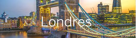 Destino Londres