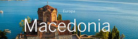 Destino Macedonia del Norte