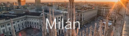 Destino Milán