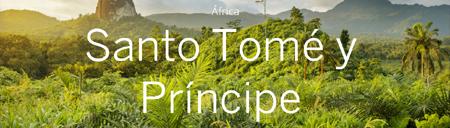Destino Santo Tomé y Príncipe