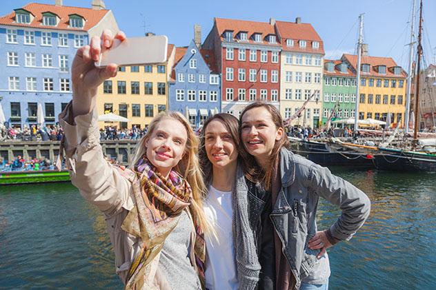 Copenhague, Dinamarca © William Perugini / Shutterstock
