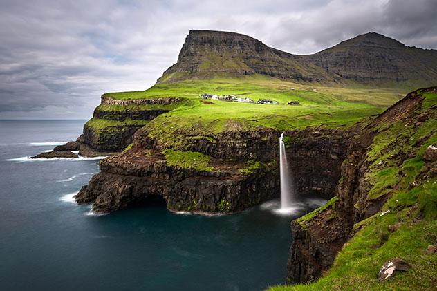 Islas de Europa: isla danesa de Feroe
