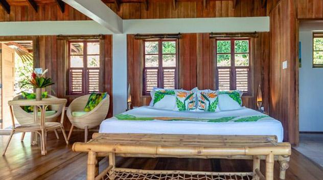 Alojamiento ecológico: Jungle Bay, Dominica. Viaje sostenible Lonely Planet