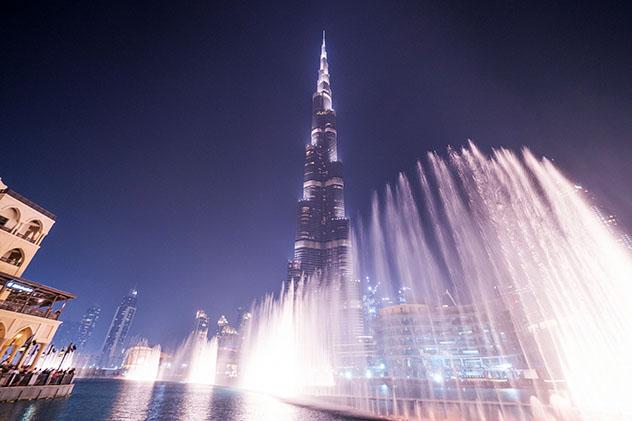 Dubái: el Burj Khalifa