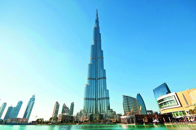 Dubái, EAU, ciudad Top 9 Best in Travel 2020