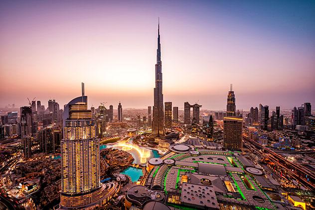 Dubái, EAU