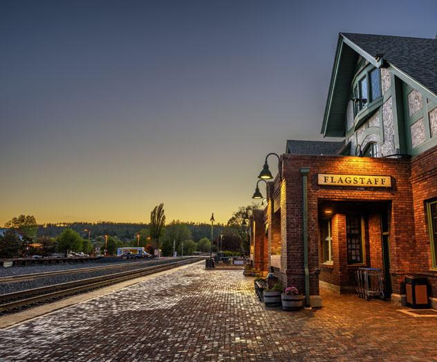 Flagstaff, Arizona, EE UU © Nick Fox / ShutterstockRF