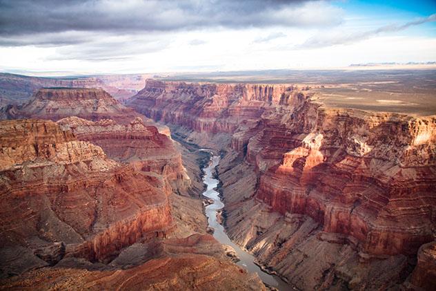 El Gran Cañón, Arizona,EEUU