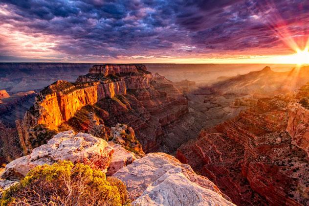 Oeste del Gran Cañón, Arizona, EE UU © www.grandcanyonwest.com