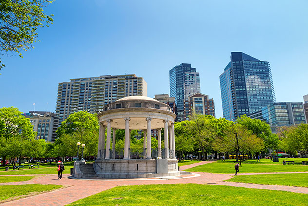 Boston Common, Boston, EE UU