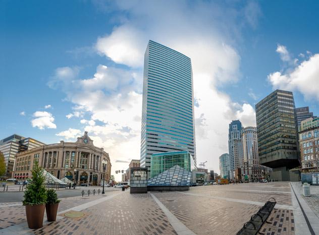 South Station, Boston, Estados Unidos © Diego Grandi / Shutterstock