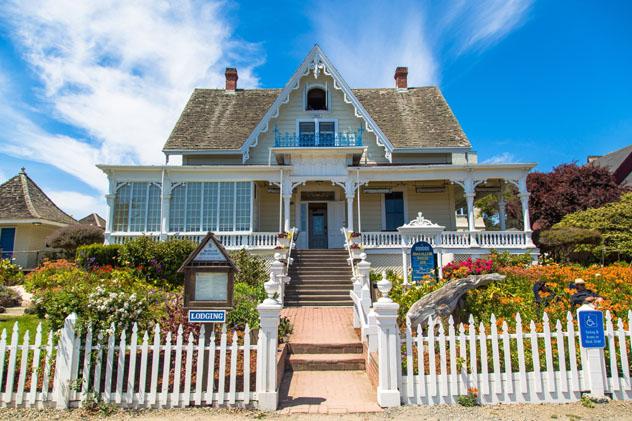 Mendocino, California, costa del Pacífico, EE UU © Radoslaw Lecyk / Shutterstock