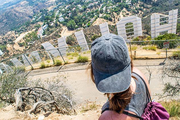 Letrero de Hollywood, Los Ángeles