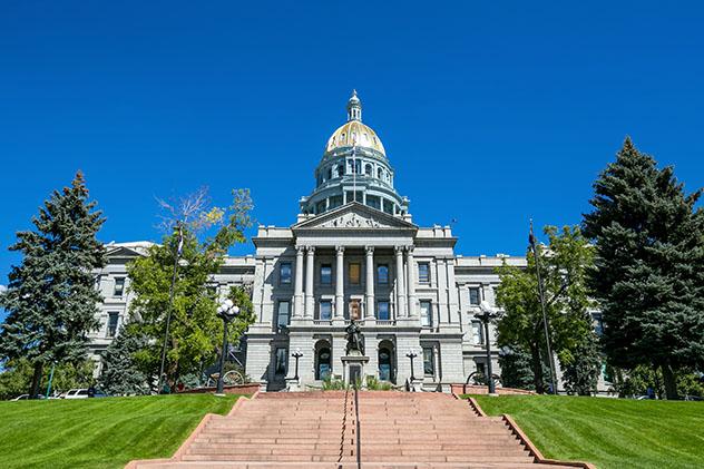 Capitolio del estado de Colorado, EE UU