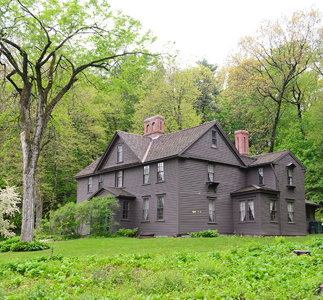 Orchard House, Concord, Massachusetts