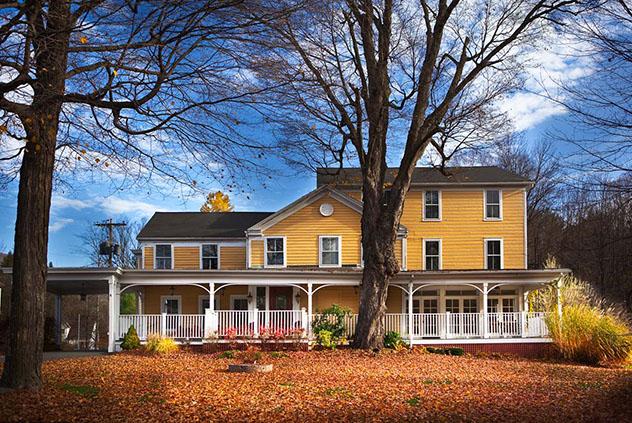 Restaurante Cucina, Woodstock, Catskills, Nueva York, EE UU © www.cucinawoodstock.com