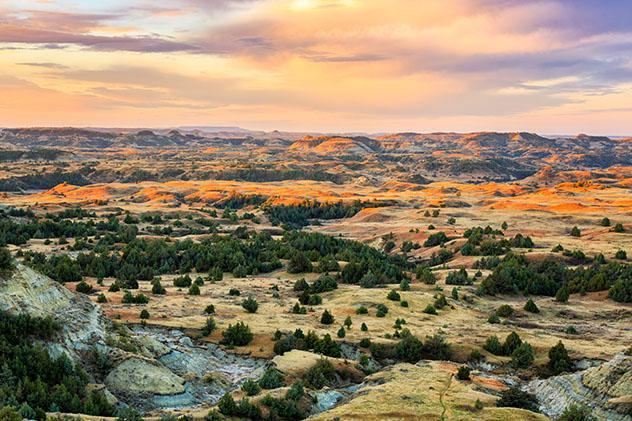 Dakota del Norte, estado de EE UU