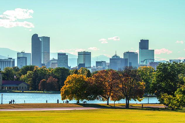 Denver, EE UU, ciudad Top 10 Best in Travel 2020