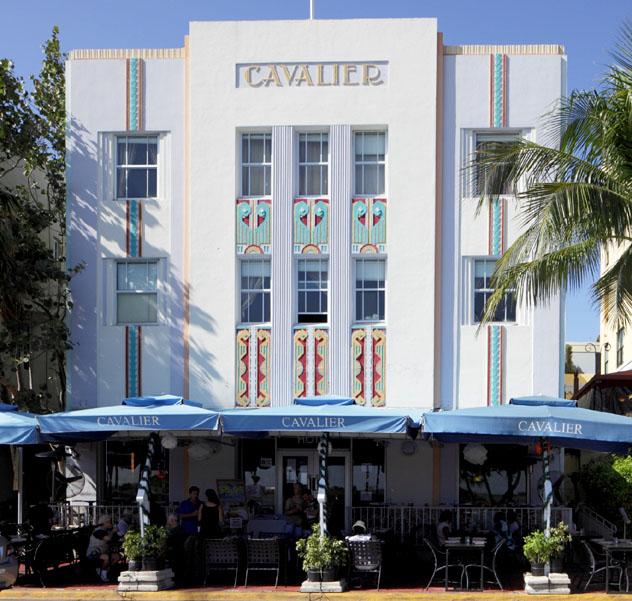 Cavalier Hotel, South Beach, Miami, Florida, EE UU © Felix Mizioznikov / Shutterstock