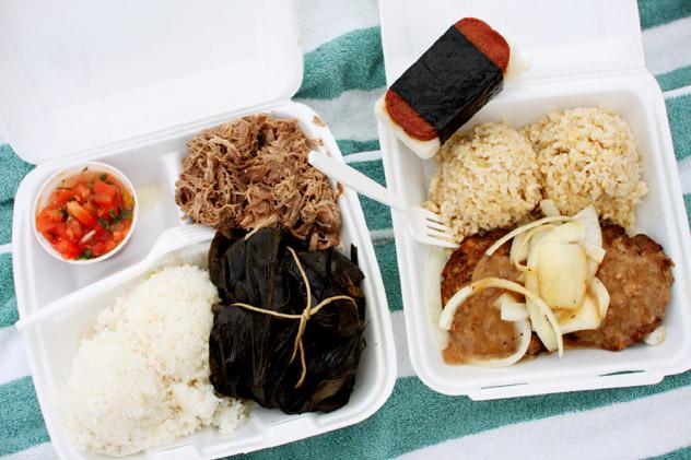 'Laulau', gastronomía de Hawái, EE UU © Rick Poon / Getty Images