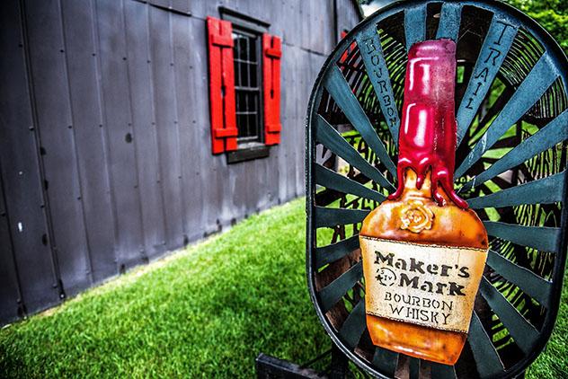 La cuna del 'bourbon', estado de Kentucky, EE UU