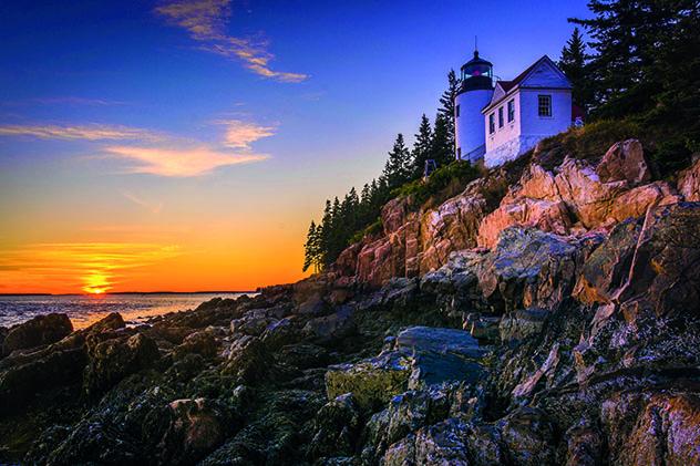 Maine, región Top 4 Best in Travel 2020