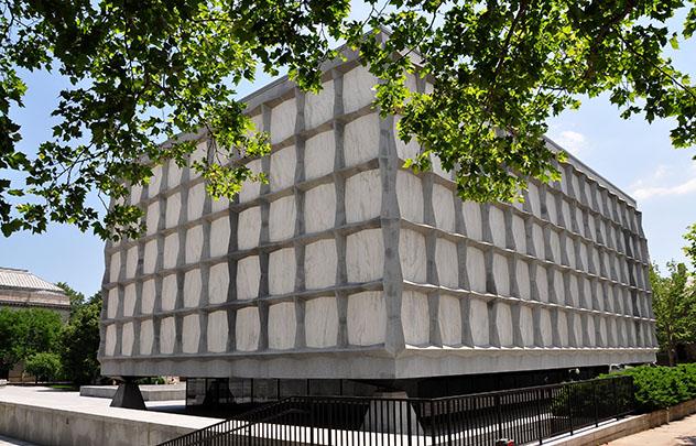 Biblioteca Beinecke de Manuscritos y Libros Raros, Yale, New Haven, EE UU © LEE SNIDER PHOTO IMAGES / Shutterstock