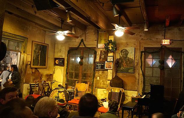 Preservation Hall, Barrio Francés, Nueva Orleans, EE UU © Kristina D.C. Hoeppner / Flickr
