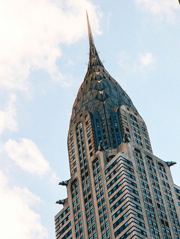 Chrysler, Nueva York gratis