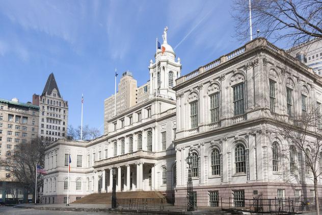 Ayuntamiento de Nueva York, gratis