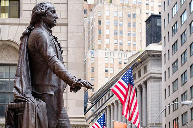 Federal Hall, Nueva York gratis
