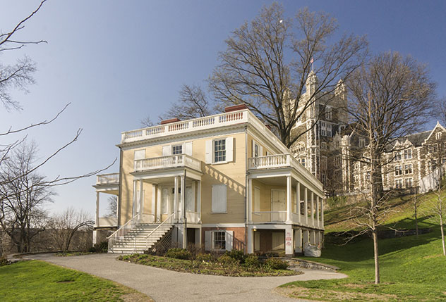 Hamilton Grange, Nueva York gratis