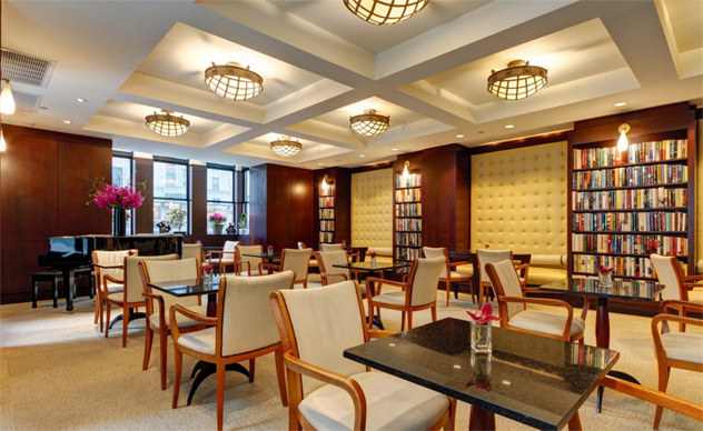 The Library Hotel, Nueva York, Estados Unidos © www.libraryhotel.com