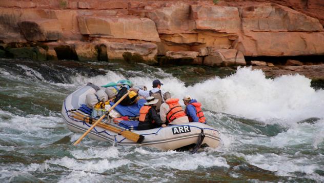 Estados Unidos, río Colorado, Gran Cañón © Ernest Manewal / Budget Travel
