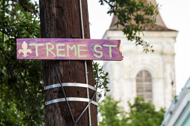 El barrio de Treme es el barrio afroamericano más antiguo de EE UU, Nueva Orleans, sur de EE UU © lightphoto / Getty Images