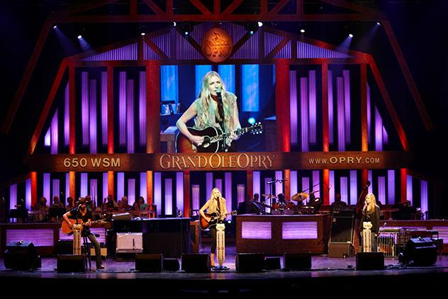 Grand Ole Opry de Nashivlle, estado de Tennessee, EE UU