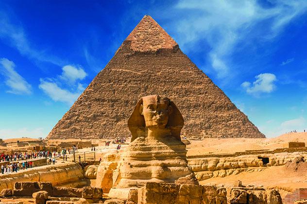 El Cairo, Egipto, ciudad Top 3 Best in Travel 2020