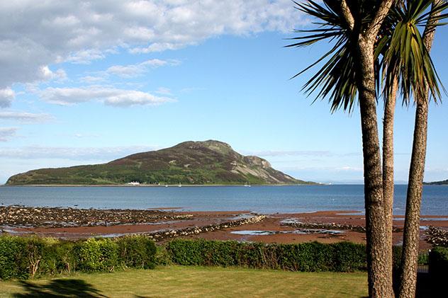 Islas de Europa: isla escocesa de Arran