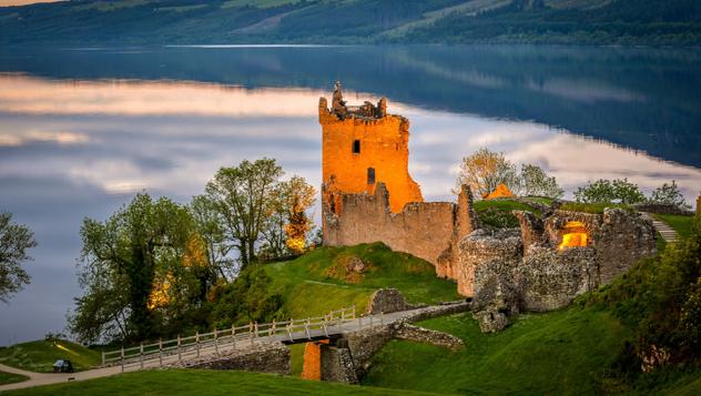 Lago Ness, Escocia © nitsawan katerattanakul / Shutterstock
