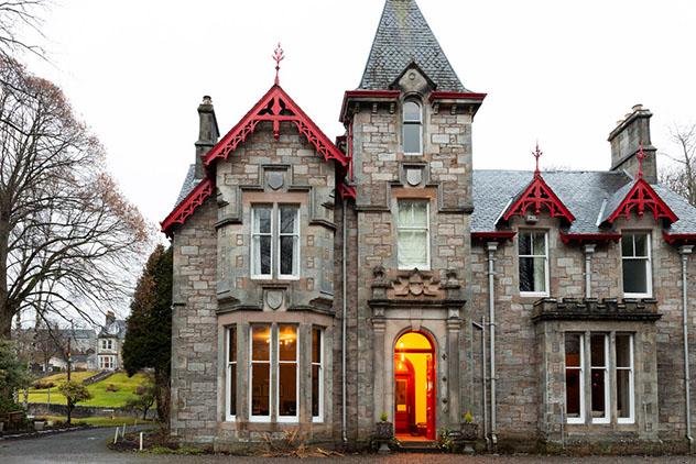 Alojamiento ecológico: Saorsa 1875, Escocia. Viaje sostenible Lonely Planet