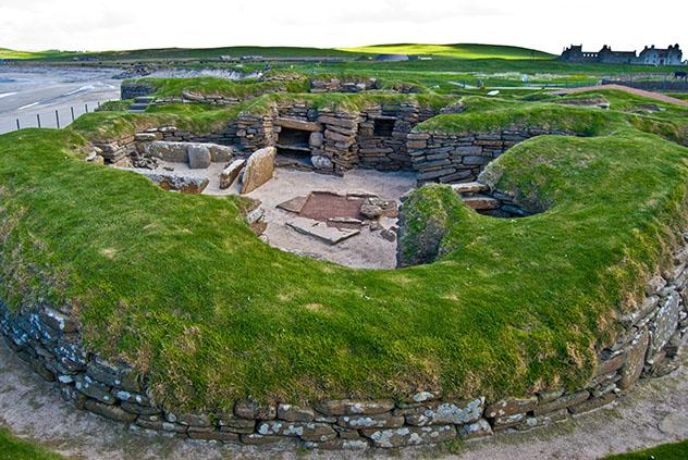 Skara Brae, Escocia