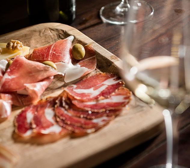 Gastronomía de Eslovenia: embutidos curados