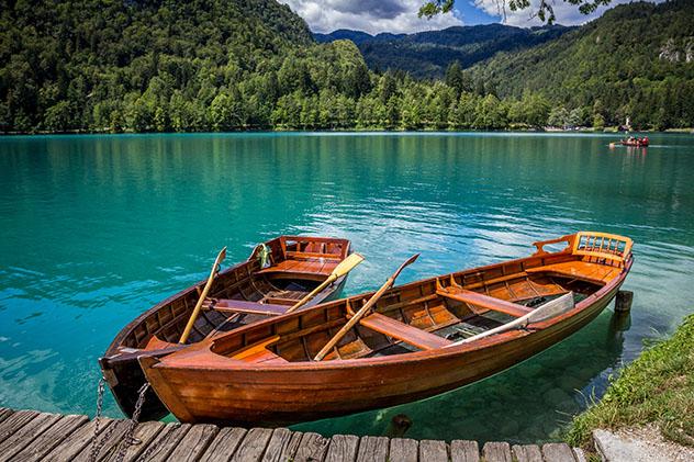 Eslovenia: el lago Bled