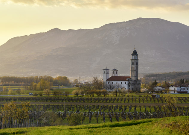 Valle de Vipava, Eslovenia © Mny-Jhee / Getty Images
