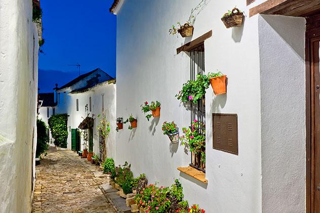 Castellar de la Frontera, Andalucía, uno de los pueblos más bonitos de España